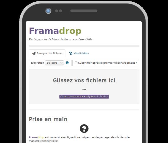 FramaDrop